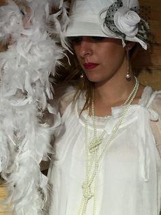 Blanco... Glamour en Tarecos La Palma