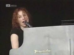 """""""The Waitress"""" - Plugged Tour '98 - Tori Amos.  Powerful performance!  You can see her rage.  Rar!"""
