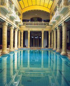 Gellert Baths and Spa Budapest - Google Search