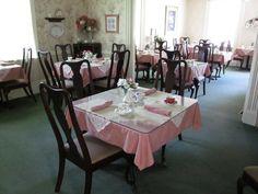 My favorite tea room--Rosepointe Cottage in Chardon, OH