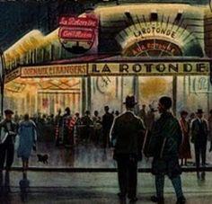 Hemingway's Paris: The Rotonde