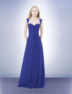 Bridesmaid Dress Color  Pewter - Bridesmaid Dress Style 485 - Bridesmaid  Dresses by Bill Levkoff da2da6bb8b6a