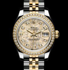 Picking out my future Rolex.
