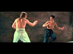 The Way of the Dragon - Bruce Lee vs Chuck Norris - HD 1080p - YouTube
