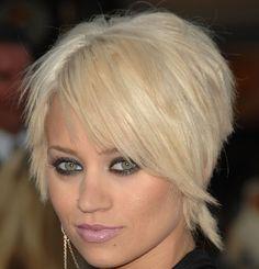 Kimberly Wyatt Pixie - Short Hairstyles Lookbook - StyleBistro