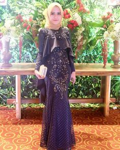 Dress Elegant Formal Bridesmaid 68 Ideas For 2019 Gaun Dress, Dress Pesta, Kebaya Hijab, Kebaya Dress, Hijab Dress Party, Party Gowns, Trendy Dresses, Elegant Dresses, Muslim Gown