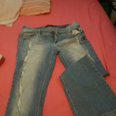 Boot cut jeans only wore a couple times It great condition Jeans Boot Cut
