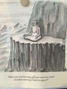 New Yorker cartoon, oldie but goodie