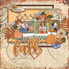 Value Pack: Falling Slowly by Chere Kaye Designs at www.scrapgirls.com