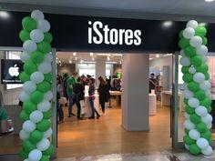 Predajní iStores je už 11. Od 20. do 22. mája sa v iStores oslavuje super akciami.
