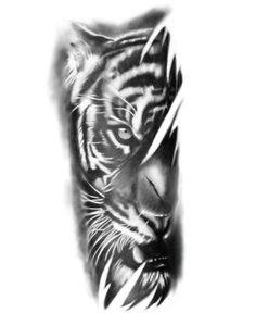 - You are in the right place about (notitle) Tattoo Design And Style Galleries On The Net – Are The - Tiger Forearm Tattoo, Forest Forearm Tattoo, Half Sleeve Tattoos Forearm, Animal Sleeve Tattoo, Lion Head Tattoos, Tiger Tattoo Design, Half Sleeve Tattoos For Guys, Full Arm Tattoos, Forest Tattoos
