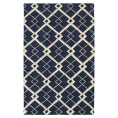 LR Resources Luxor LR3851 Indoor Area Rug - LUXOR03851NAV90C0