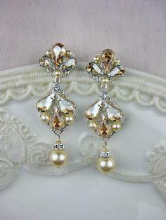 Bridal Earrings – Everything Angelic