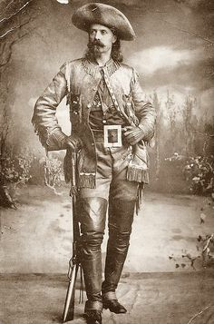 a biography of the life and times of william frederick cody William frederick cody, pony-express rider, soldier, scout, bison hunter and  showman, was born in 1846 near le claire, iowa the family.