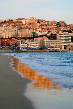 Haeundae Beach - South Korea