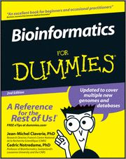 Bioinformatics For Dummies, 2nd Edition - O'Reilly Media