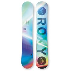 Roxy Snowboards 2011 Snowboarder Magazine ❤ liked on Polyvore featuring snowboard