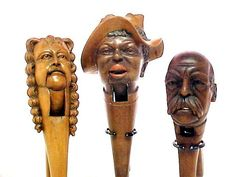 By the 18th and 19th Centuries carvers in Austria, Switzerland and northern Italy were producing many carved nutcrackers in the likeness of animals and humans.