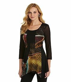 From the Heart Milly Tunic #Dillards