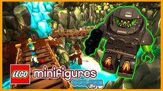 ► Gameplay e impresiones | LEGO MINIFIGURES ONLINE