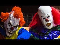 Killer Clown 4 - Massacre! Scare Prank! http://www.slaughdaradio.com Trap Music Radio