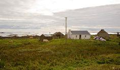 The quiet fields and old ways of the region of Connemara- Ireland