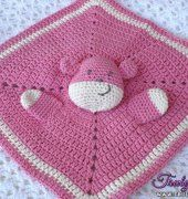 Teddy doudou free pattern by Is it a toy - free