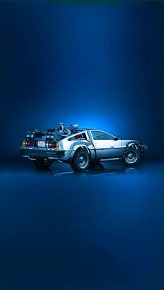 Back To The Future wallpaper by puggaard - - Free on ZEDGE™ The Future Movie, Back To The Future, My Dream Car, Dream Cars, Dmc Delorean, Movie Poster Art, Film Posters, Future Wallpaper, Bttf