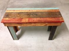 side table / bench