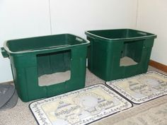 Cat Training Litter Box Homemade Cat Litter Box - This guide contains homemade cat litter box ideas. You may need a litter box of a different design than you can find to buy.