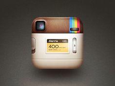 Behind instagram