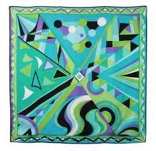 vintage pucci scarf - Google Search