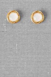 Vermont Jeweled Studs  i love stud earrings..