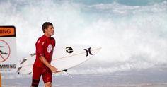 IMPECABLE INICIO DE ALONSO CORREA EN EL AUSTRALIAN OPEN OF SURFING