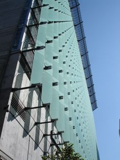 Smart shading systems promote sustainability and enhance the building performances.