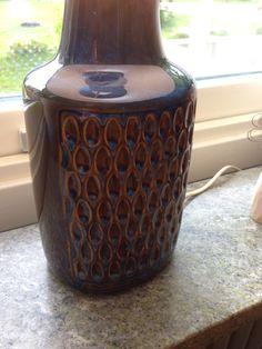 Soholm ceramics lamp