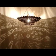 GORGEOUS moroccan chandelier