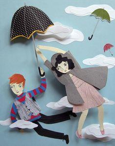 umbrellas & windy things
