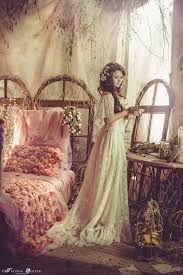 fairytale lonely romantic girl