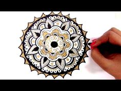 Mandala Meaning: How the Sacred Circle Helps Us Reconnect With Ourselves - At the most basic level, mandalas represent wholeness, unity and harmony. However, every mandala has a unique meaning  - http://themindsjournal.com/mandala-meaning-sacred-circle-helps-us-reconnect/