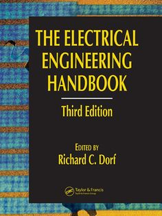 The electrical engineering handbook Libros Del Club De Lectura 6e190bd7022