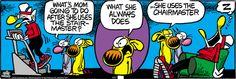 Mother Goose & Grimm  (Oct/17/2015)
