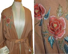 Costume Embroidery & Illustration by Michele Carragher for Film & TV - Misc Embroidery Gallery