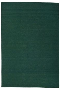 Emerald Flat-Weave Rug