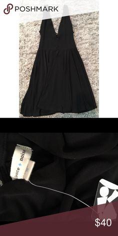NWT silence + noise Black Cocktail Dress Never worn! silence + noise Dresses Mini