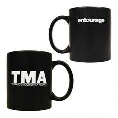 Entourage TMA Mug Hbo Series, Entourage, Mugs, Shopping, Accessories, Mug, Ornament