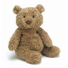 Köp Jellycat - Bartholomew Bear  - Gosedjur direkt på nätet hos Litenleker.se. Designade leksaker levereras direkt hem till dörren. Välkommen!