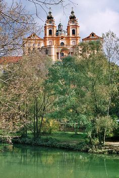 Melk, Lower Austria, Austria