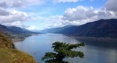 Cape Horn Wa. on the Columbia Gorge. Only a few miles from my house!