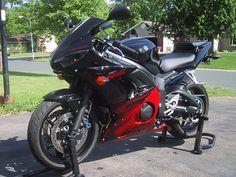 2003 Yamaha R6 LE